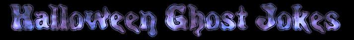 Cute Halloween Ghost Banner