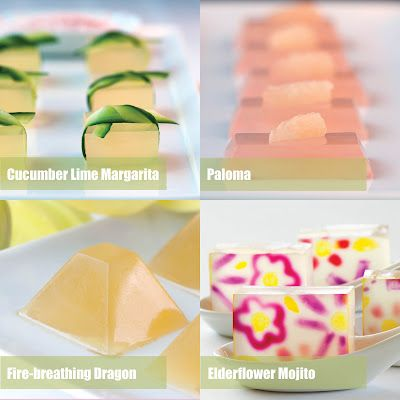 Getting a little past my jello shot days, but these pictures are so pretty!: Gourmet Jello, Cincodemayo, Jelloshot, Savory Recipes, Shots Ideas, May 5, Jello Shots Recipes, Jello Shooters, Jelly Shots