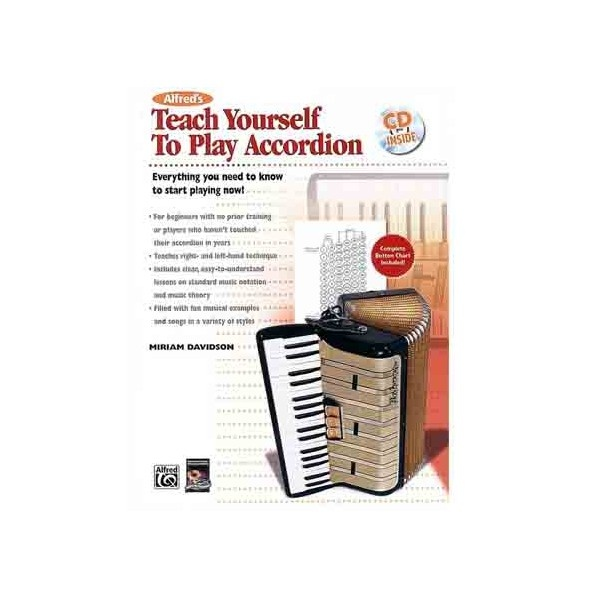 Alfred's Teach Yourself to Play Accordion - Google Books