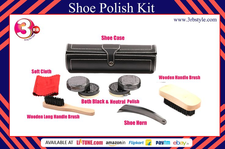 This shoe polish kit is a great travel accessory and a wonderful gift for men, for your boss, for dads, young professionals or special occasions like Weddings, birthday party or special festivals. For best results, it is recommended to clean your shoes with a cleaning wipe or damp rag and allow them to dry before applying polish.