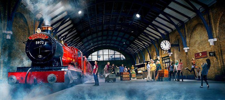 Participer au Harry Potter Studios Tour à Londres