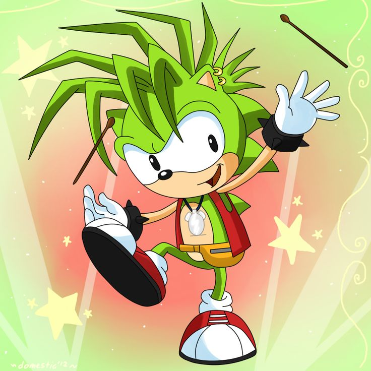 Manic the Hedgehog | Sonic Underground | Pinterest