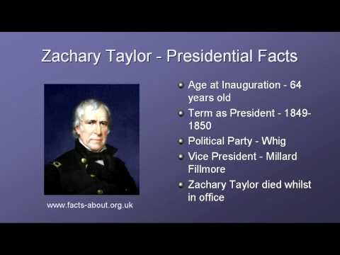 a biography of zachary taylor the twelfth president of the united states Margaret taylor (1788-1852) was an american first lady (1849-1850) and the wife of zachary taylor, an american military hero and the 12th president of the united states.