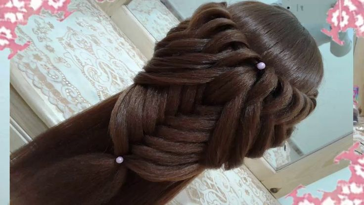 1000 images about peinados on pinterest fishtail - Peinados faciles y bonitos ...