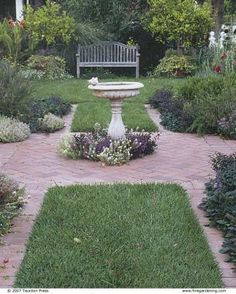 cottage front yard gardens | 1000+ images about Front Gardens on Pinterest | Front yard gardens ...