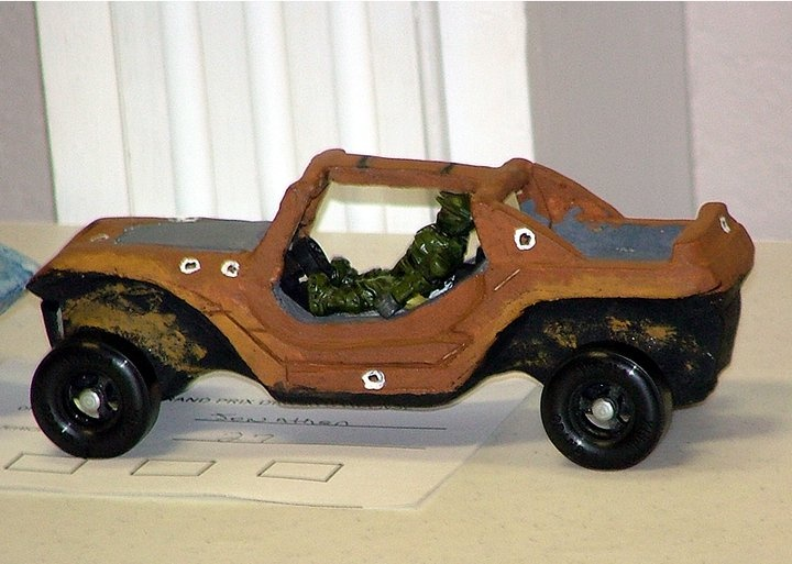 Woodworking magazine pinewood derby