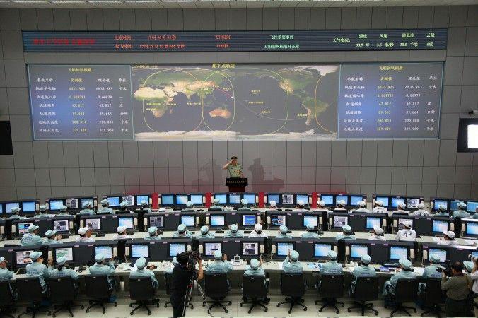 EUA está em alerta sobre ameaça espacial da China   #Ameaça, #China, #Comunicação, #EUA, #GuerraAssimétrica, #GuerraEspacial, #JoshuaPhilipp, #Militar, #Satélite