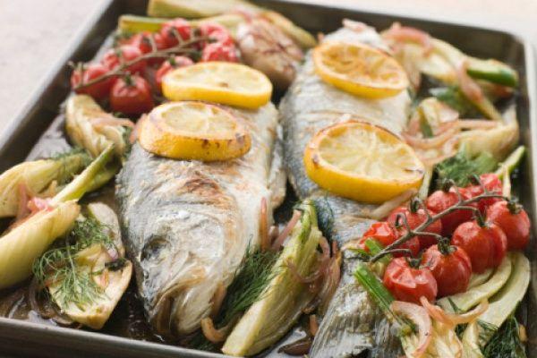 Запекаем рыбу: важные нюансы и правила