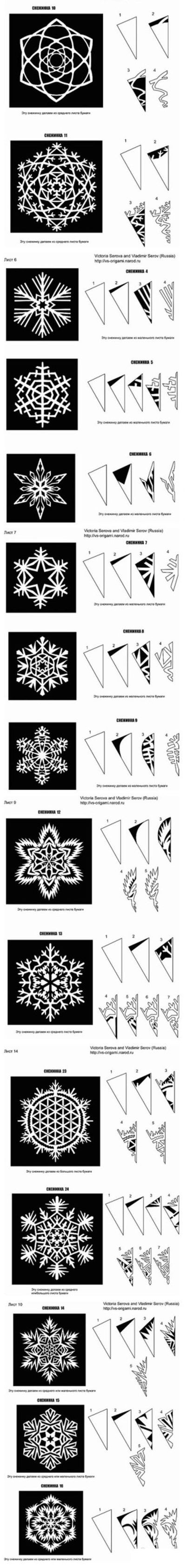 367 best paper snowflakes images on pinterest paper paper