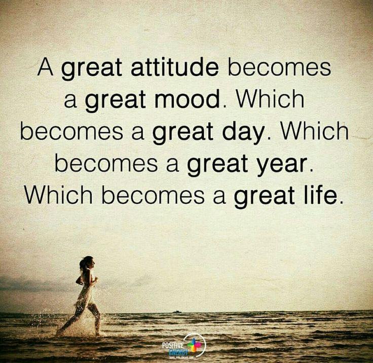 Attitude reflects leadership!