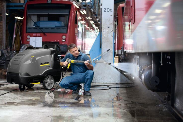Kärcher elektromos fűtésű magasnyomású mosó energiatakarékos fokozattal gazdaságos, környezetbarát üzemmódot szavatol. http://bit.ly/Kärcher-Magasnyomású-Mosó