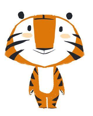Tiger by mike yamada > tijger handig voor kanjertraining