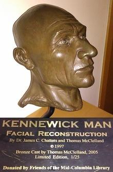 Kennewick Man - Wikipedia, the free encyclopedia