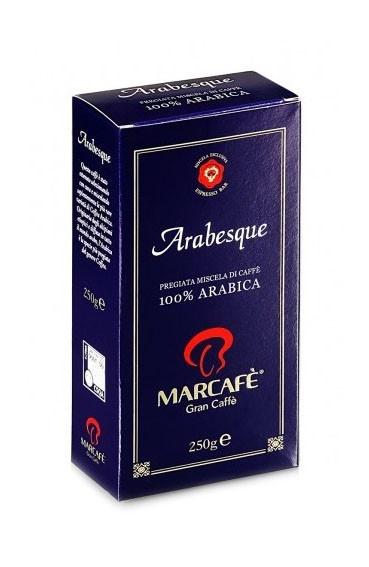 Arabesque őrölt kávé dobozos kiszerelés 250 gr