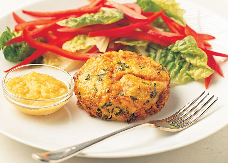 chicken and corn frittata   great fpr most leftover vegies and meat!