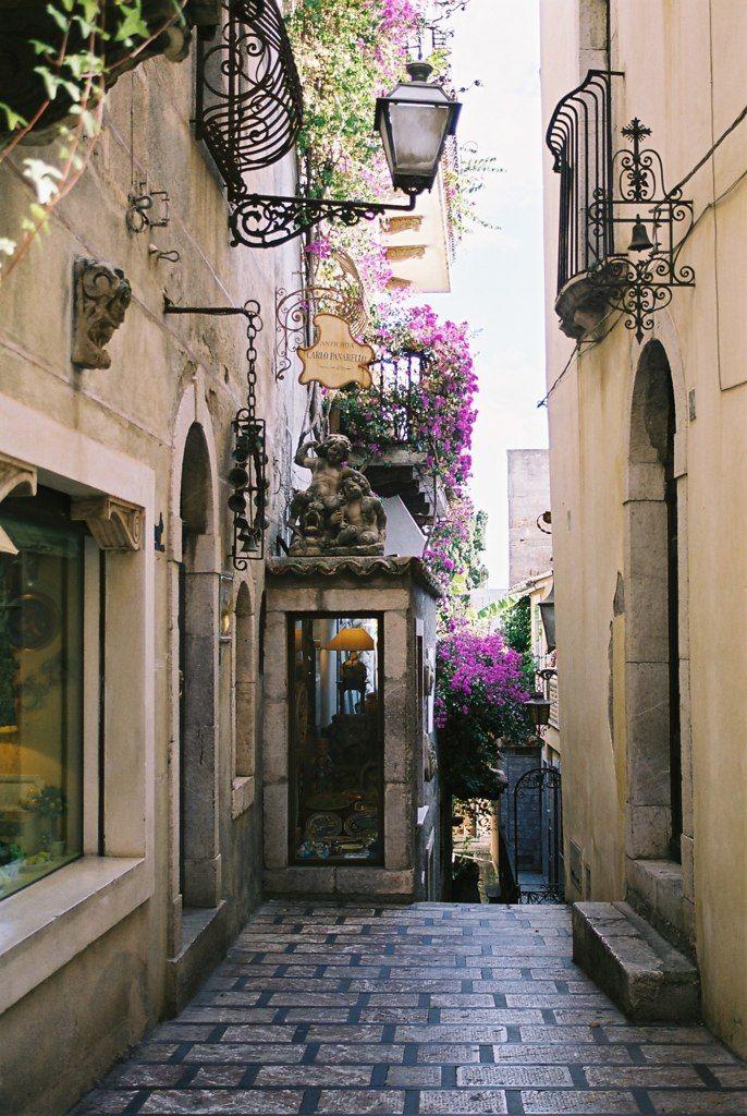 Province of Messina, Sicily region Italy