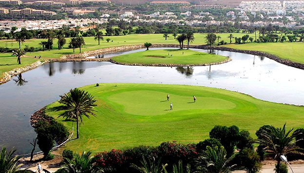 Hotel Golf Almerimar i Costa de Almeria. Se mere på www.bravotours.dk @Bravo Tours #BravoTours #Travel