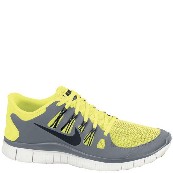 Nike Men's Free 5.0+ - Volt
