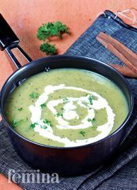 Sup Krim Ubi Jalar