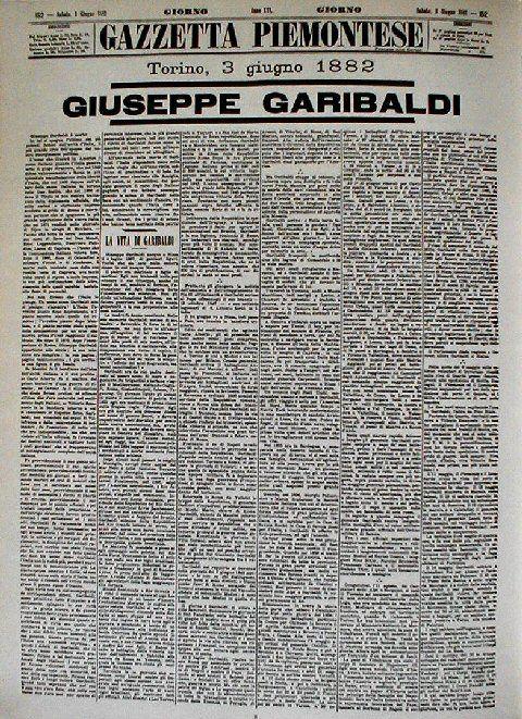 Gazzetta Piemontese - 3 giugno 1882