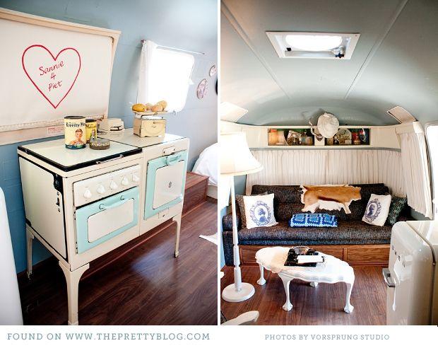 old mac daddy weekend getaway roulotte. Black Bedroom Furniture Sets. Home Design Ideas