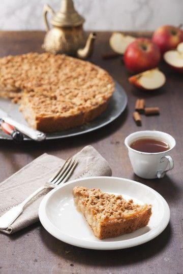 #krucha #szarlotka. #delektujemy #applepie #pie #desert