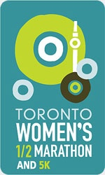 Toronto Women's Half Marathon and 5k