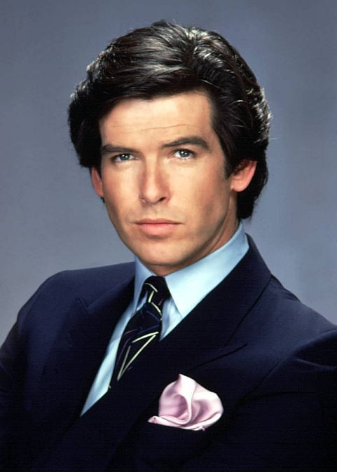 Pierce Brosnan as Remington Steele