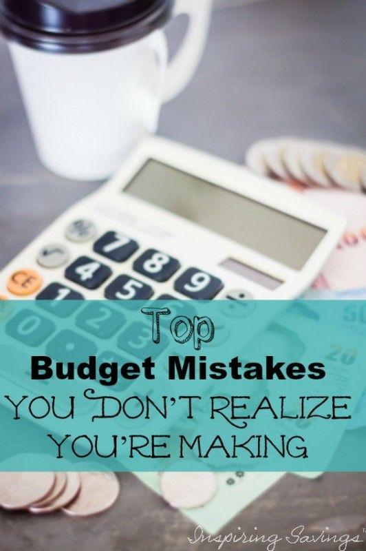 how to make a good budget