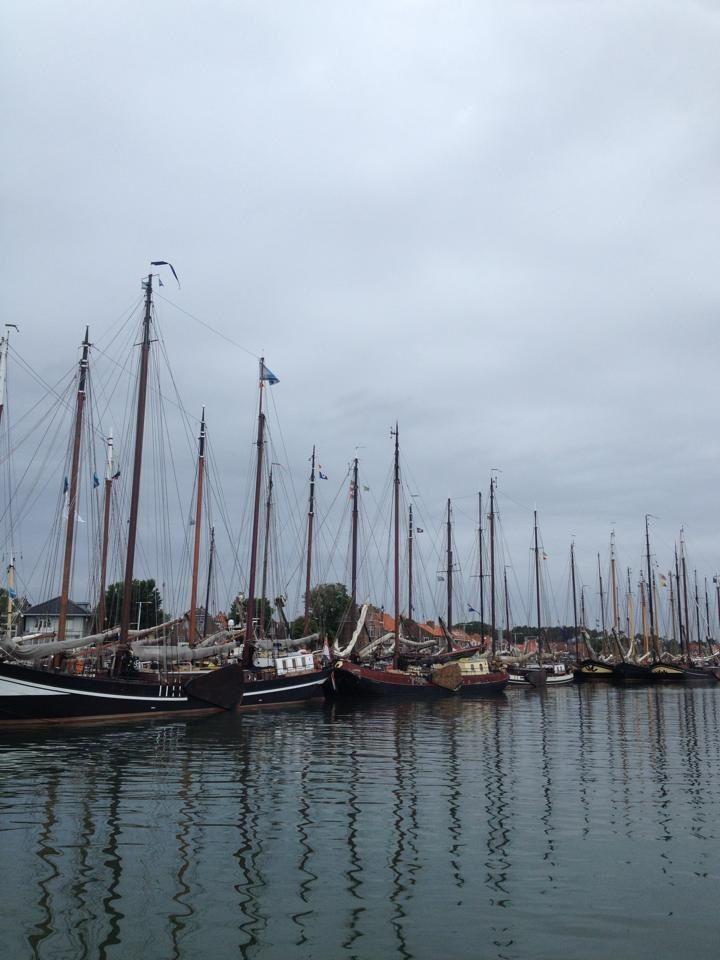 Harbour of Terschelling
