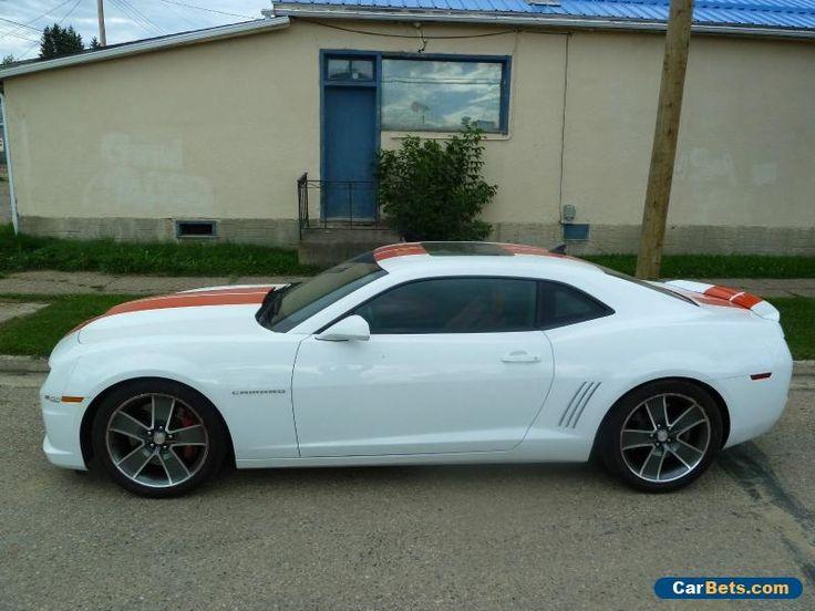 2010 Chevrolet Camaro 2SS RS #chevrolet #camaro #forsale #canada