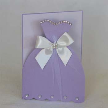 Bridal Shower invitation idea