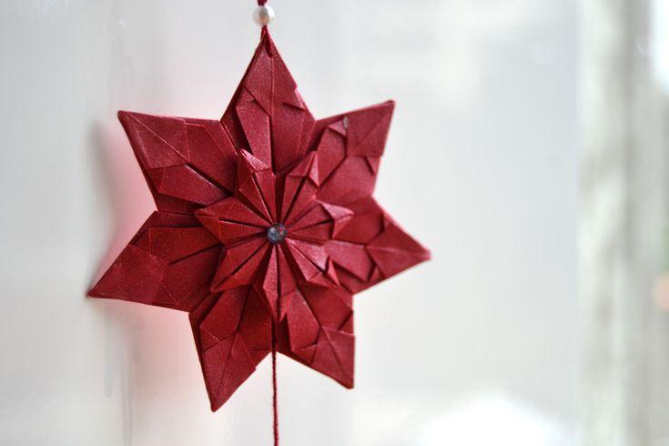 Marcador Origami