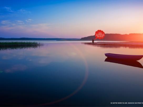 칼 패 타루 : 호수