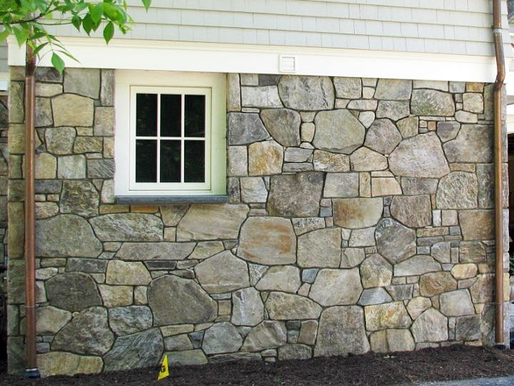 New England Style Stone Foundation Google Search