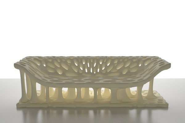 Sand Stereolithography, Enrico Dini