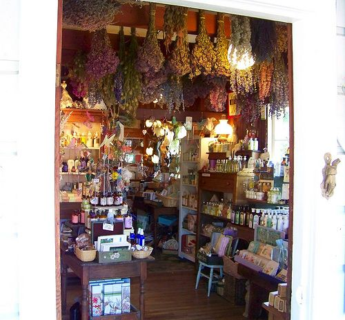 Herbal love shop