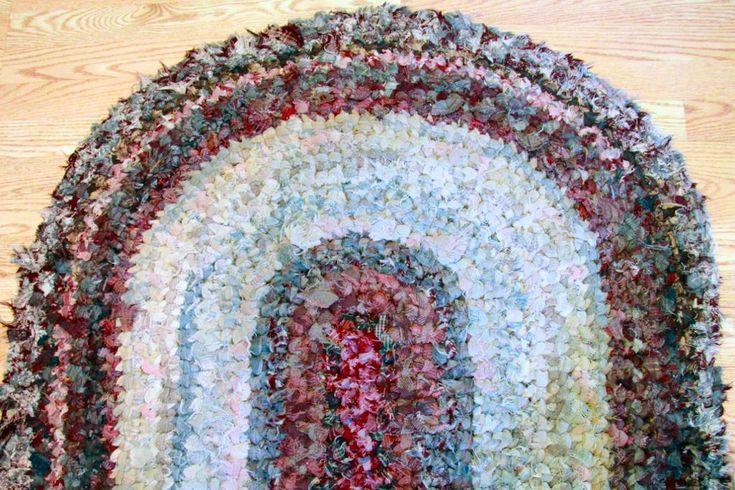 Rag Rugs For Sale | Crocheted Rag Rugs ... by Sista Sue | Crocheting Pattern
