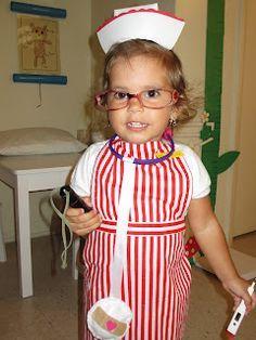 Hallie costume for toddler