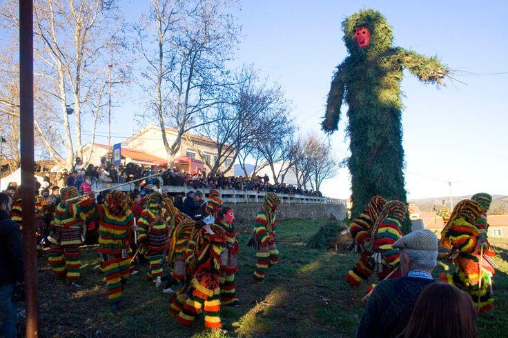 A Festa de Carnaval dos Caretos de Podence, a mais emblemática do entrudo transmontano, integra a partir de hoje o Inventário Nacional do Património Cultural Imaterial