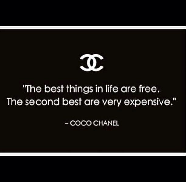 Coco Chanel - via thesmartsofa.com