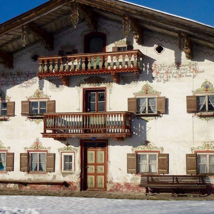 Tauferer Ahrntal ein baufälliges Haus welches für mich etwas besonderes ausgestrahlt hat. Mittlerweile ist es leider abgerissen.