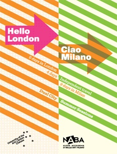 Dual City Summer Sessions in Interior Design, Theatre Costume Design and Cultural Tours of the Best in Design    http://www.chelsea.arts.ac.uk/dual-city-courses/london-milan/