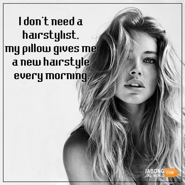 """This morning I had a Mohawk."" #JWquotes #Quote #Hair #Hairstyle #Fashion"