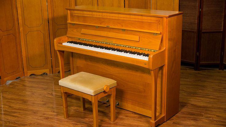 E. Seiler German Upright Piano for Sale - Living Pianos