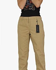 Spodnie Damskie TOMMY HILFIGER broken rome (beż) regular fit