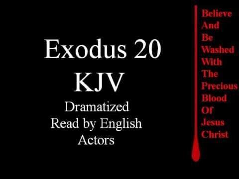 Exodus 20 KJV