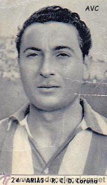 ARIAS (R.C.D. La Coruña - 1952)