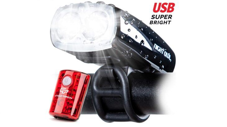 Top 10 Best Selling Rechargeable Bike Light Sets 2020 In 2020