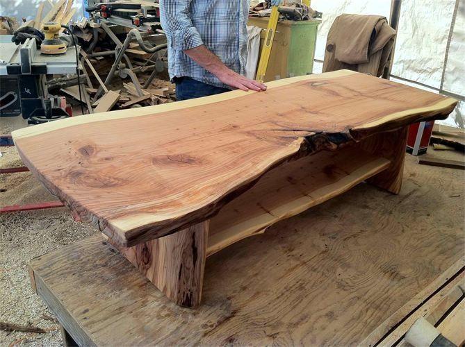8 best timber slab furniture images on pinterest slab for Wood slab ideas